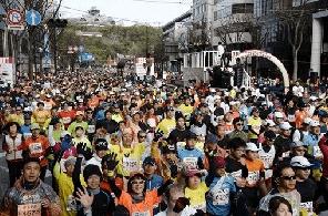 熊本城マラソン2017交通規制