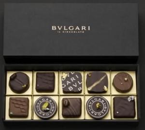 ブルガリチョコレートホワイトデー