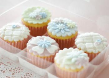 カップケーキかわいい