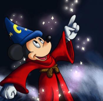 ディズニー魔法