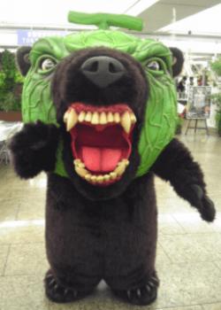 メロン熊人気