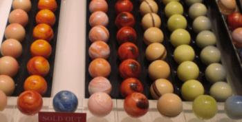 惑星チョコ懐石