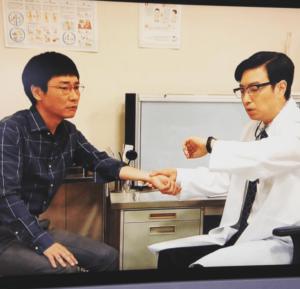 医者コント安井順平
