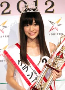 2012ホリプロ優希美青