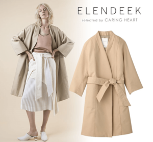 エレンディーク ELENDEEK TENT TOPPER BONDING COAT