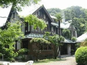 伊集院家の豪邸