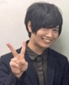 斉藤壮馬笑顔