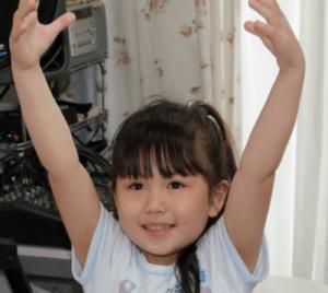 松田杏咲小さい