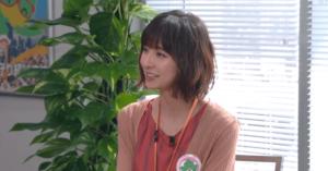インタビューの吉武