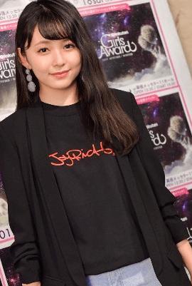 久間田琳加モデル