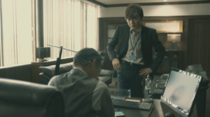 岩田達警察の上層部