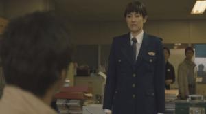 新米の桜井美咲刑事