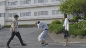 秀明と綾子と太郎