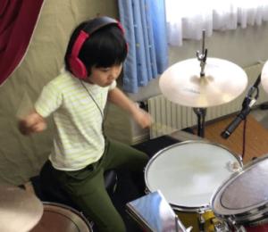 よよかドラム