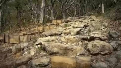 五社堂石段