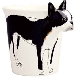 犬マグカップ