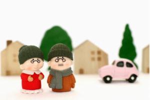 高齢者夫婦の運転について