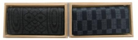 宮古上布の財布