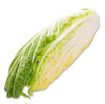 4等分カットの白菜
