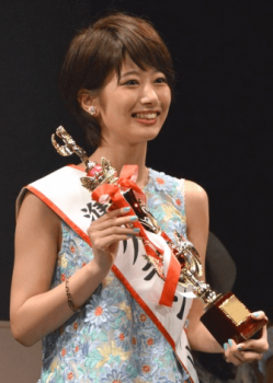 Miss of Miss Campus Queen Contest2015海老原優香