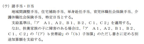 NHK 職員のABCDの支給基準